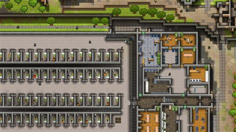 Prison Architect  Screenshots Gallery  Screenshot 247