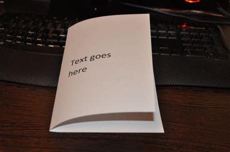 create  booklet  word   print
