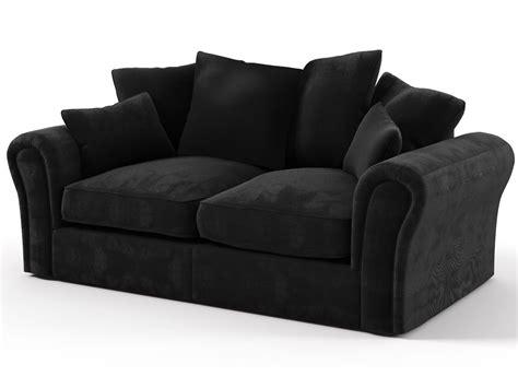 peinture canapé tissu canapé tissu quot dayana quot 2 places noir 86002 86005