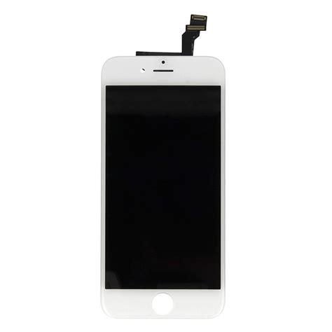 iphone 6 lcd display white original quality