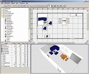 Wohnung Einrichten Software : sweet home 3d wohnung einrichten mit freier software open mind ~ Orissabook.com Haus und Dekorationen