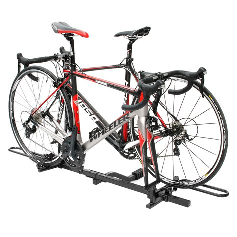 Bicycle Bike Rack Hitch Fork Mount Carrier Car (114 And