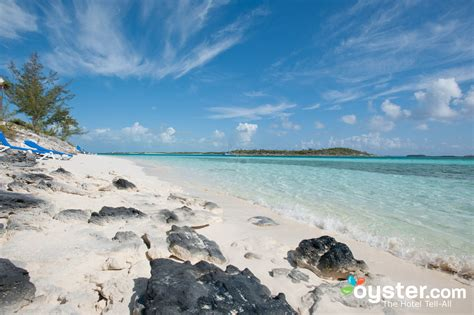 Beach at the Fowl Cay Resort | Oyster.com Hotel Reviews
