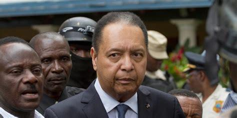 Haiti Dropping Jean Claude Duvalier Case A Disgrace