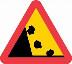 Varningsmärken bil
