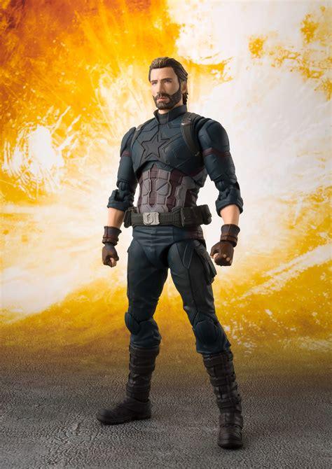 release details  avengers infinity war sh