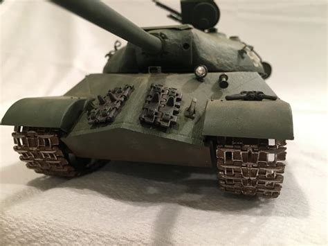 1/35 Tamiya Js-3 Stalin Tank