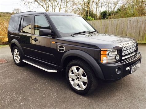 2004 Land Rover Discovery Specs by 2004 54 Land Rover Discovery 3 2 7 Tdv6 Hse Auto Blue