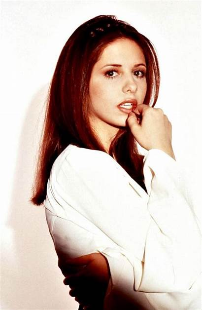 Sarah Gellar Michelle Young Actress Buffy Uploaded