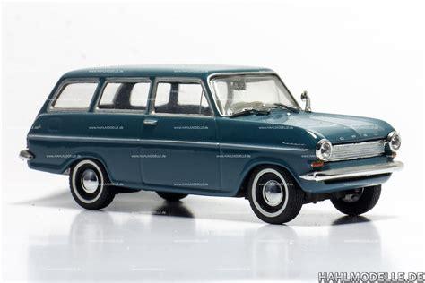 Opel Kadett A by Opel Kadett A Caravan Kombi Hahlmodelle De