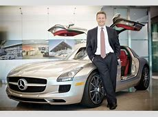 BenzBoost Steve Cannon is the new Mercedes Benz USA CEO