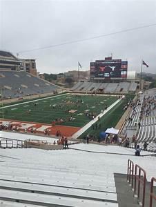 Texas Memorial Stadium Interactive Seating Chart