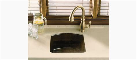 kohler napa bar sink napa under mount bar sink with two faucet holes k 5848