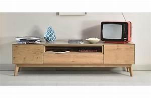 Tele 180 Cm : meuble tv 180 cm bois trouver meuble tv pas cher objets decoration maison ~ Teatrodelosmanantiales.com Idées de Décoration