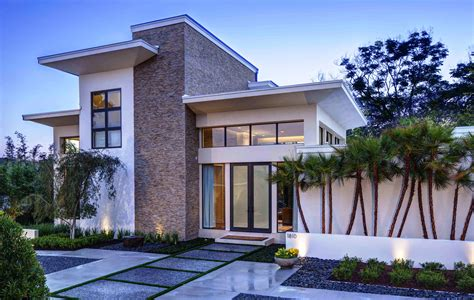Modern Houses : Modern & Contemporary Custom Homes Houston