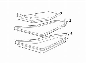 Oldsmobile Silhouette Automatic Transmission Oil Pan
