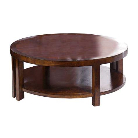 canape usine table basse ronde haut de gamme en chataignier 100 39