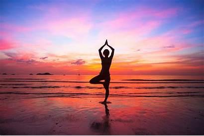 Yoga Poses Animated Energizing Pose Tree