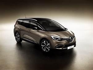 Renault Grand Sc U00e9nic 2016   Photos Et Vid U00e9o Du Sc U00e9nic  U00e0 7