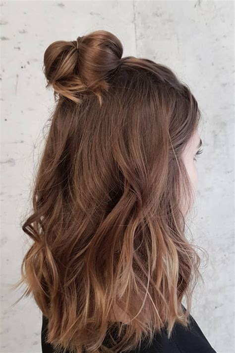 half up half down hairstyles we re loving right now southern living