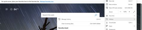 How to Delete Bing Search History - Clear Images and ...