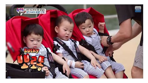 A triplet splits a portion of time into three equal parts. Happy birthday to Song triplets Daehan - Minguk - Mansae :: Daily K Pop News | Latest K-Pop News