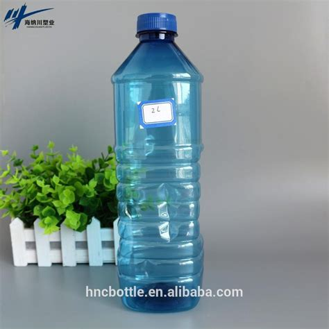 The pet mineral water bottles are available in all colors, sizes and are widely used in mineral more. Whosale 1L 2L PET Water Plastic Bottles With Plastic Screw ...