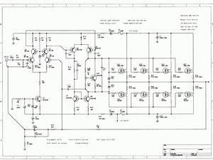 Power Audio Amplifier Circuit Diagram Power