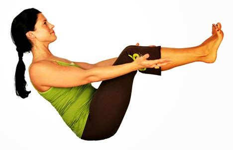 Boat Pose With A Block by Myo Therapy Healthcare Institute Most Common