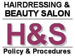 hairdressing beauty salon health safety policy