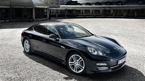 porsche panamera black wallpapers porsche panamera black