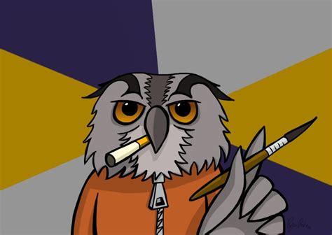 Art School Owl Meme - image 153965 art student owl know your meme