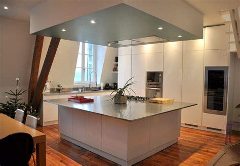 cuisine 15m2 inox pyrénées galerie gt intérieur gt cuisines