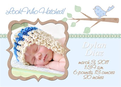 Birth Announcement Template Free by Baby Boy Birth Announcements Templates Birth