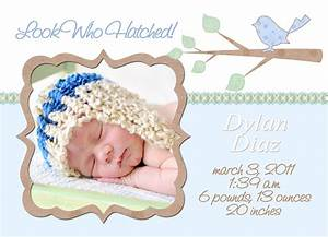 newspaper birth announcements examples birth With online baby announcement templates