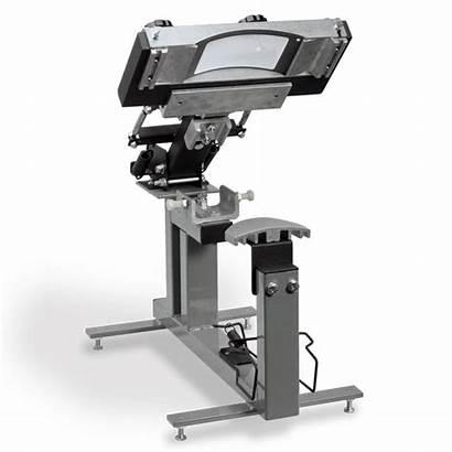 Printing Screen Press Equipment Cap Workhorse Printers
