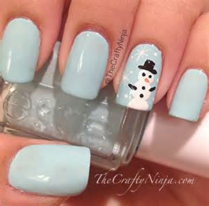 Gallery for gt cute winter nails