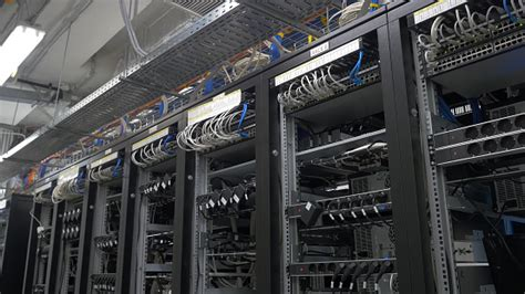 Be sure to sign up with the link below and follow the help guide to setup worker names. Row Of Bitcoin Miners Set Up On The Wired Shelfs Computer For Bitcoin Mining Cables Plug To ...
