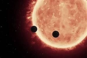 Hubble Peers at Earth-Size Planets' Atmospheres