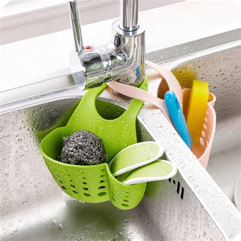 kitchen sink sponge drawer 1pc kitchen sink sponge holder bathroom soap hanging