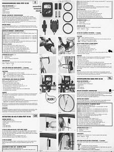 Sigma Sport Bc 300 User Guide