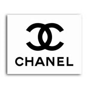 White Rhinestone Bathroom Accessories by Best Chanel Logo Poster Products On Wanelo