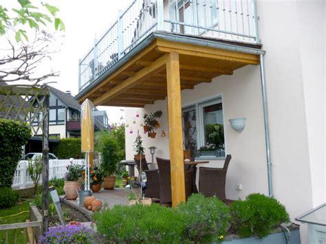 Balkone Und Terrassen by Balkone Terrassen Aus Holz Hennef Schorn Dachbau