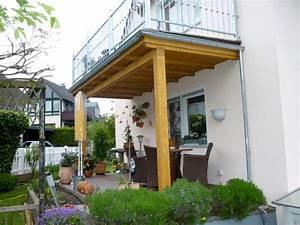 balkone terrassen aus holz hennef schorn dachbau With französischer balkon mit holz garten wc haus