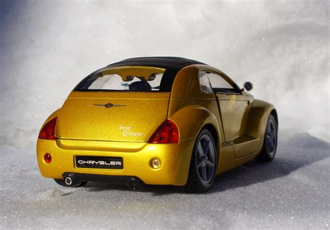 Chrysler Automobile by Free Images Wheel Auto Sports Car Gold Toys