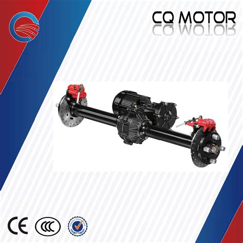 Electric Motor Axle by 2015 Three Wheel Motor Rear Axle Tricyclef Electric