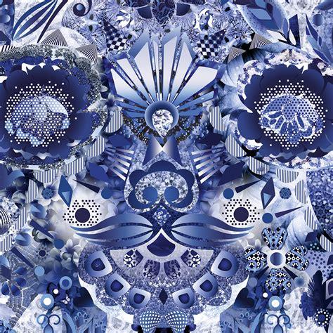 Delft Blue  Moooi Carpets
