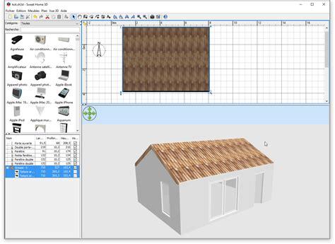 faire sa chambre en 3d comment ajouter un toit dans home 3d