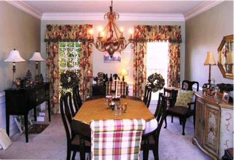 Country Dining Room Ideas by Key Interiors By Shinay Country Dining Room Design