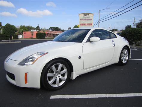 2003 Nissan 350z Photos, Informations, Articles